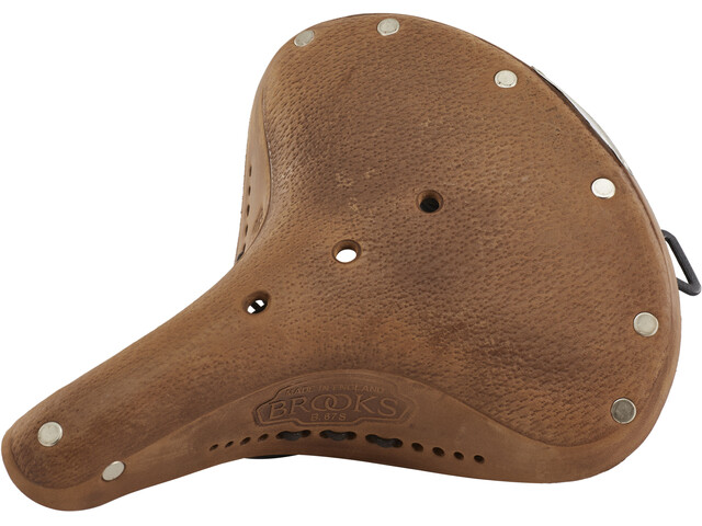 Brooks B67 S Aged Saddle Women beige